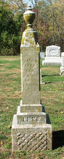 Jacob Leef, Sr