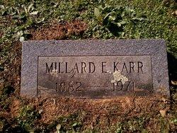 Millard E. Karr