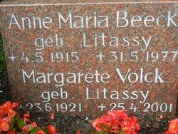 Anne Maria <i>Litassy</i> Beeck