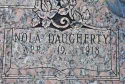 Nola Margaret <i>Daugherty</i> Cole