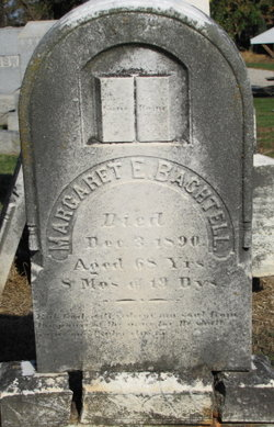 Margaret Elizabeth <i>Bowers</i> Bachtell