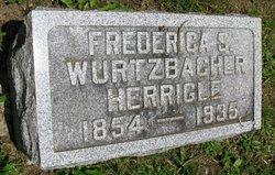 Frederica S <i>Mayer</i> Herrigle