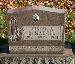 Joseph A. DiMaggio
