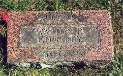 Walton D Godfrey