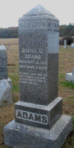 Daniel C Adams
