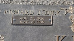 Richard J Dick Kmetz