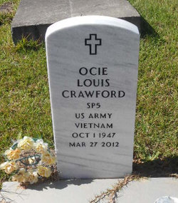 Spec Ocie Louis Crawford