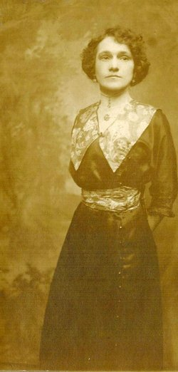 Lucy Marion Regina Marion <i>Warfield</i> Coffey