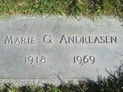 Marie Grace <i>Armijo</i> Andreasen