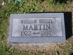 William Hefley Martin