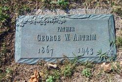 George W Antrim, Sr