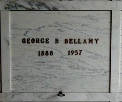 George Burton Bellamy