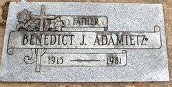 Benedict J Adamietz