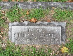 Jennie Florence <i>Perdue</i> DeLane