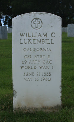 William C Lukenbill