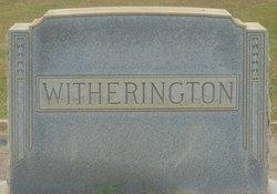 Mrs Exie <i>Griffith</i> Witherington
