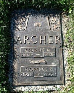 Florence Pearl <i>Rademaker</i> Archer