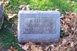 Katie M. <i>Jones</i> Anschutz