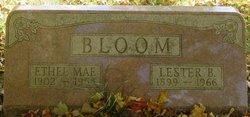 Ethel Mae <i>Kirkhart</i> Bloom