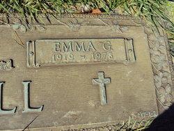 Emma Gertrude Abell
