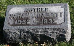 Sarah Jane <i>Tomlinson</i> Babbitt