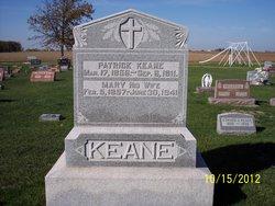 Mary <i>Brennan</i> Keane