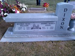 Beverly Gean <i>Williams</i> Dixon