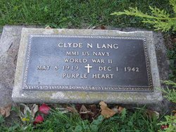 Clyde Nelson Lang
