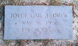 Joyce Gail <i>Vansandt</i> Andrew