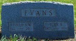 John Blanchard Evans