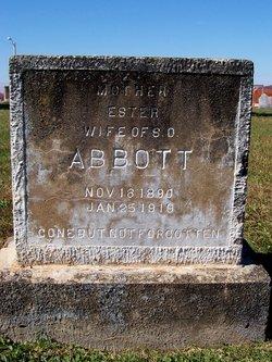 Ester Abbott