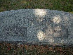 Mary E <i>Connor</i> Horton