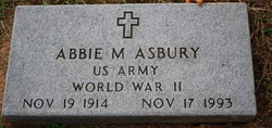 Abbie M Asbury