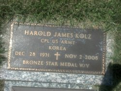 Harold James Kolz