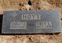 Anna A. <i>Habersetzer</i> Hoyt