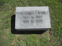 Marguerite <i>Frank</i> Barret