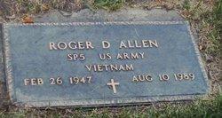 Roger D. Allen