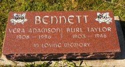 Burl Taylor Bennett