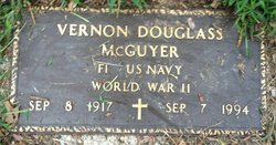 Vernon Douglass McGuyer