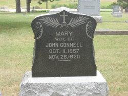 Mary <i>Fagan</i> Connell