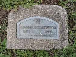Margaret Anna <i>Reiners</i> Fredlake