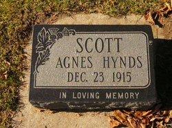 Agnes Hynds Scott