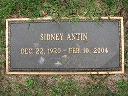 Sidney Antin