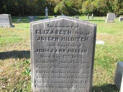 Elizabeth <i>Morgan</i> Hilditch