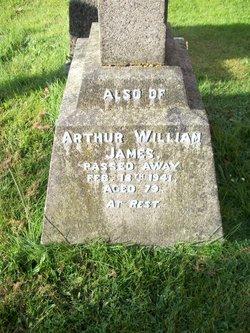 Arthur William James