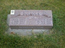 Amasa Sykes Bullock, Sr