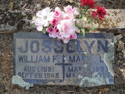 Mary <i>Labadie</i> Josselyn