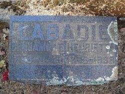 Benjamin F Labadie
