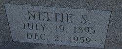 Nettie S Catrett