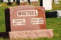 Sarah Jane Whetsel